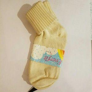 Golden Hose Tube Socks Size 6-7.5 Fits 2-4Y NWT